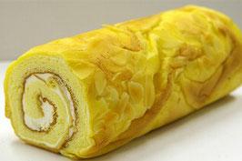 商品名ロールケーキ(生クリームモア バニラ味) 長さ18.5cm