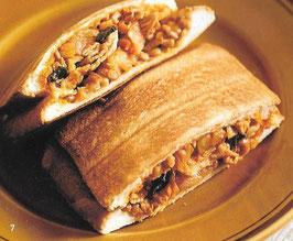 商品名豚キムチ&納豆