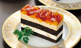 商品名リンゴのキャラメルケーキ 約80g×6個