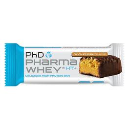 PHD Pharma Whey HT+ Bars (75g)