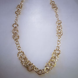Gipsy Style Kette aus Gold