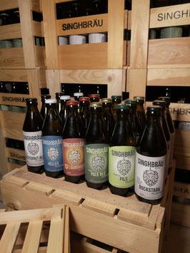 Die Profi Kiste - (18 Flaschen aus dem aktuellen Sortiment)