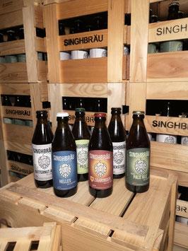 Die kleine Bierprobe - (6 Flaschen aus dem aktuellen Sortiment)