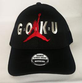 Casquette Goku air noire