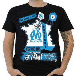t-shirt marseille