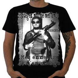 tshirt mesrine