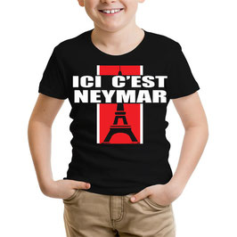 T-shirt enfant Neymar