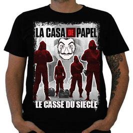 tshirt Casa De Papel