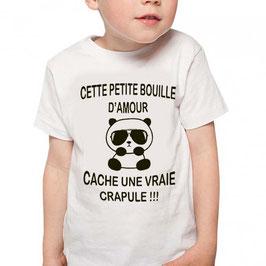 T-shirt enfant Nounours