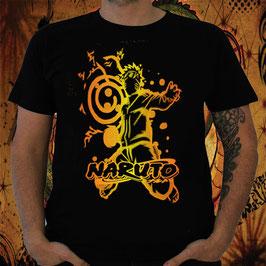 tshirt Naruto Graff