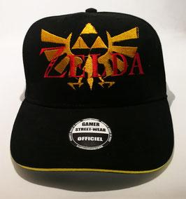 Casquette noir Zelda