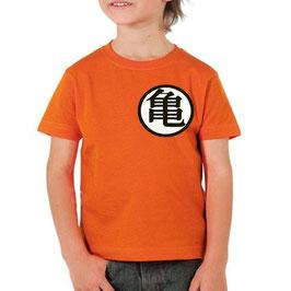T-shirt enfant Ecole tortue géniale