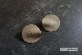 """""""cookie"""" ceramic pierce / earrings"""