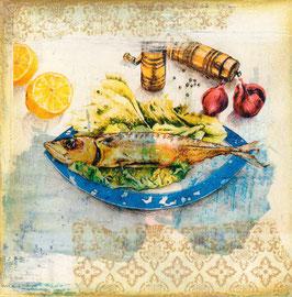 Küche 1321 Fisch