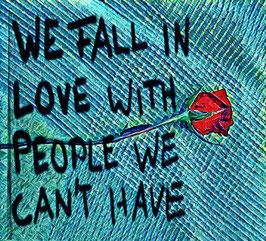 Text / Sprüche 1123 we fall....