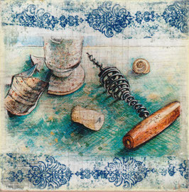 Küche 1325 Korkenzieher