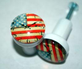 boutons de commode pays et drapeaux