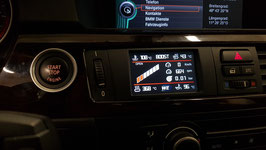 Datendisplay 3er BMW E9x