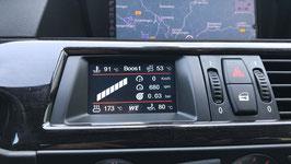 Steuergerät für Wassereinspritzung + Datendisplay 5er BMW E6x