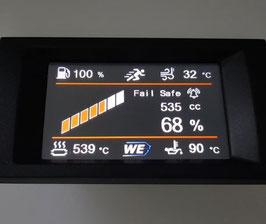 Fail-safe Funktion am WIC + Durchflusssensors