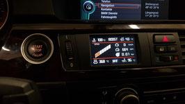 Steuergerät für Wassereinspritzung + Datendisplay BMW E9x