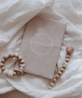 Mutterpasshülle rosa