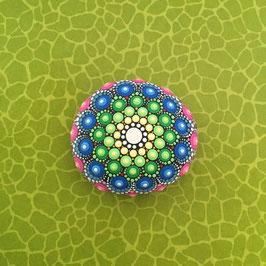 Mandala-Stein Verspielt (groß)