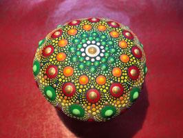 Mandala-Stein Mexico