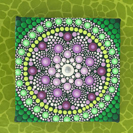 Mandala Frühling 7cm