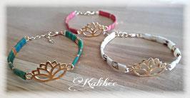 "Bracelets "" Lotus"""