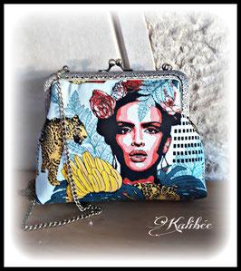 """Mini sac """"Frida Jungle"""""""