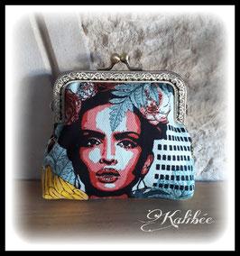 """Porte monnaie """"Frida Jungle"""""""