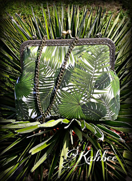 """Sac/pochette """"Palmiers"""""""