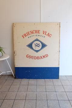 Friesche vlag bord  |  18.560.O