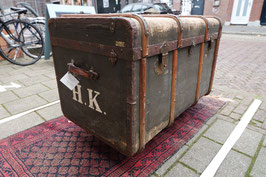 Antieke XL kist  |  18.822.O