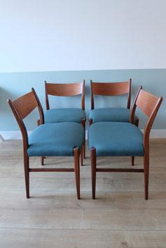 -SOLD- Vintage stoelen  |  18.541.M