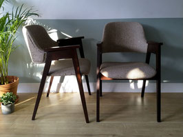 Set vintage stoelen  |  18.599.M