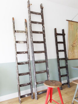 -SOLD- Ladders 35,-
