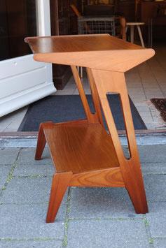 Vintage salontafel hout  |  18.639.M