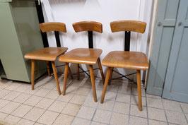 Houten stoelen AMA  |  17.364.M