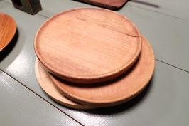 Set 3 vintage houten borden  |  19.920.O