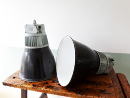Set XL fabriekslamp  |  16.105.L