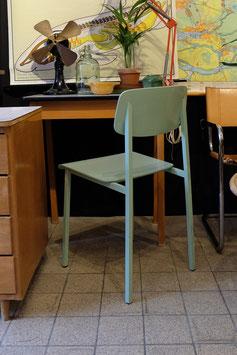 Vintage stoel mint groen  |  18.568.M