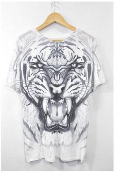 T-Shirt der Tiger
