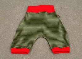 Jerseyhose Grün