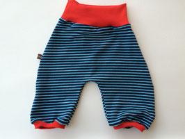 Jerseyhose Blau Weiss