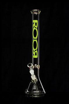 Roor Bong Dealers Cup 7.0 - LOGO: VERDE 18,8mm