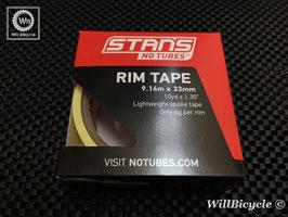 Stan's NOTUBES リムテープ  33mm