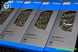 SHIMANO CN-HG71 6~8速用チェーン