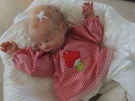 Baby Bluse Glückspilz